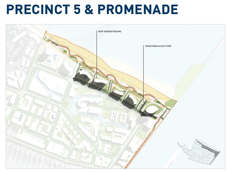 Promenade Extension